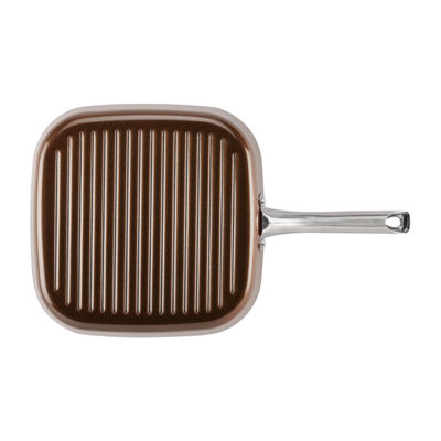 Ayesha Curry™ Home Collection Deep Square Grill Pan