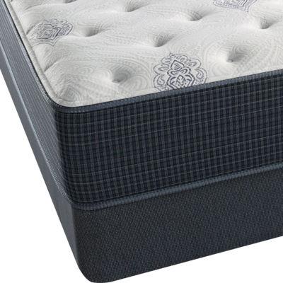 Simmons™ Beautyrest Silver® Kiera Cove Luxury Firm - Mattress + Box Spring