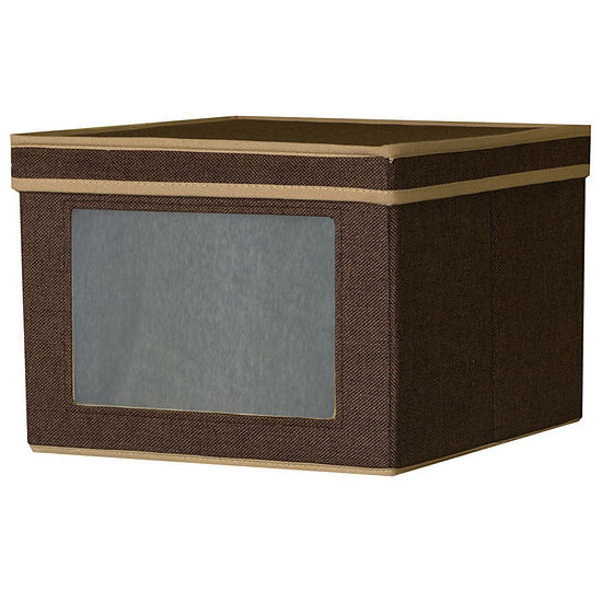 Household Essentials Vision Storage Box