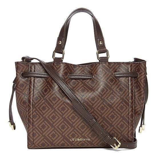 Liz Claiborne Celia Mini Tote Bag
