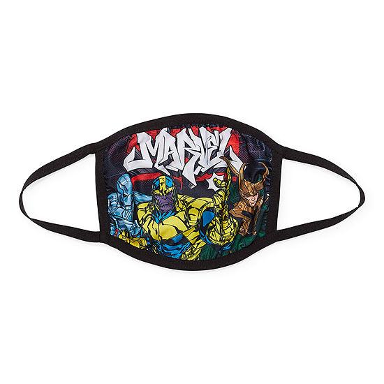Marvel Unisex Adult Face Mask