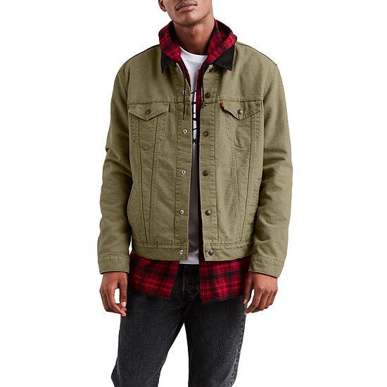 Levi's Lined Trucker Lightweight Denim Jacket