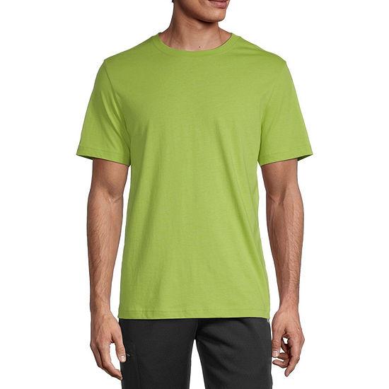 Xersion Mens Crew Neck Short Sleeve T-Shirt
