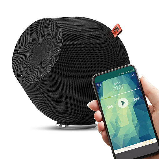 Sharper Image 360° Portable Waterproof Speaker