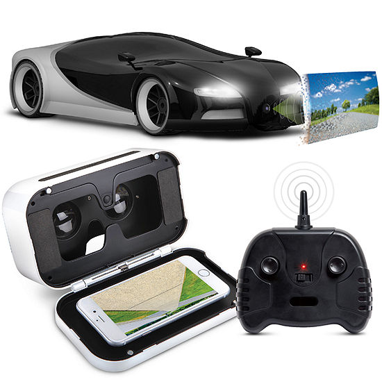 Sharper Image Remote Control Virtual Reality Italia Racer
