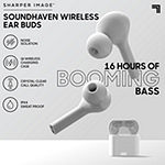 Sharper Image Soundhaven Wireless Earbuds 2020 Edition, Bluetooth