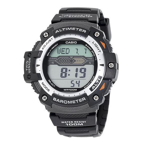 Casio Twin Sensor Mens Altimeter Barometer Digital Sport Watch Sgw300h 1avcf