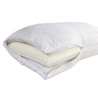 Sealy® Posturepedic® Comfort Cover and Memory Core Standard Pillow