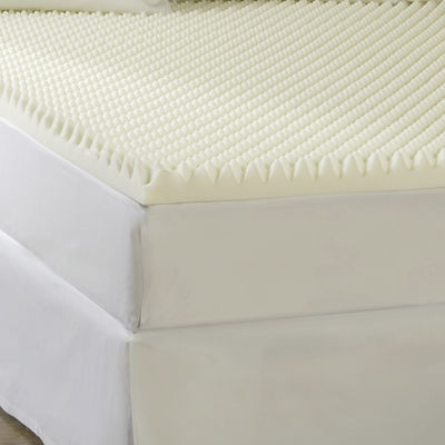 "Comforpedic from Beautyrest® 2"" Textured Memory Foam Topper"