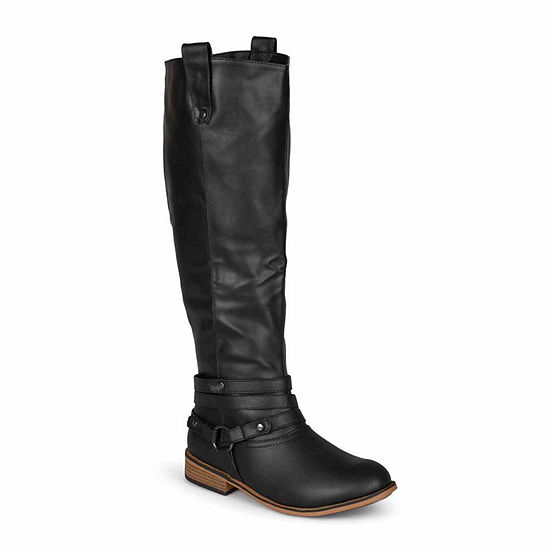 Journee Collection Womens Walla Riding Boots