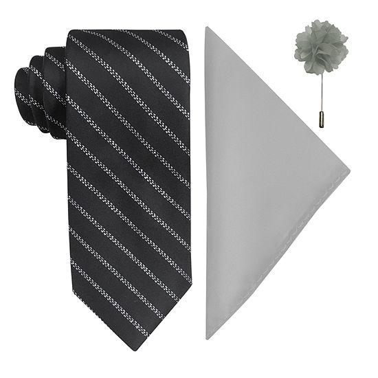 Jf Jferrar Striped Tie