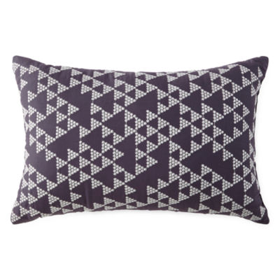 Miller Stripe Oblong Decorative Pillow