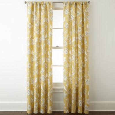 Westbury 2-Pack Rod-Pocket Curtain Panels