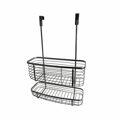 Elegant Shower Basket Hanger