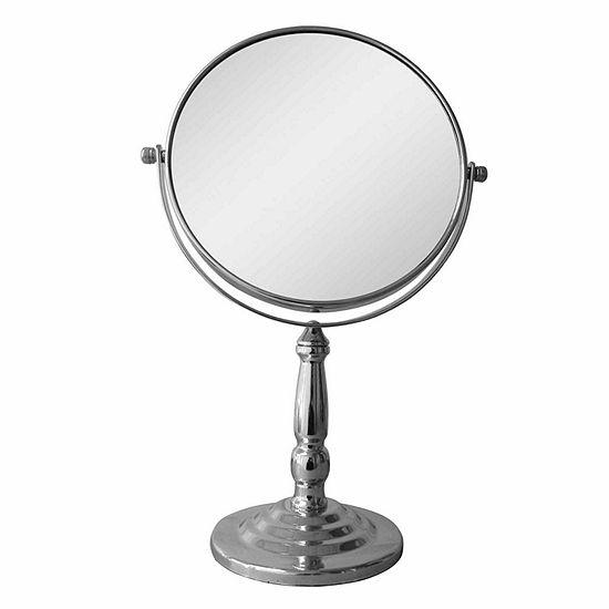 Elegant Bath Magnifying Makeup Mirror