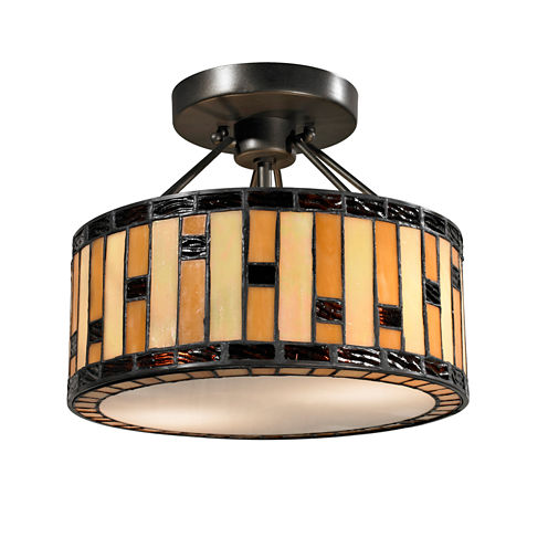 Dale Tiffany™ Mojave Semi Flush Mount