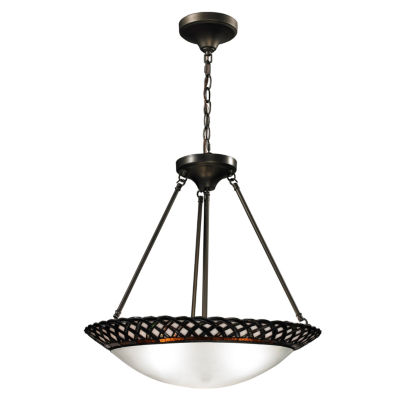 Dale Tiffany™ Hillcrest Inverted Hanging Fixture