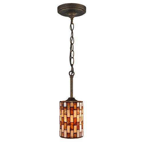 Dale Tiffany™ Myraid Chain Mosaic Mini Pendant