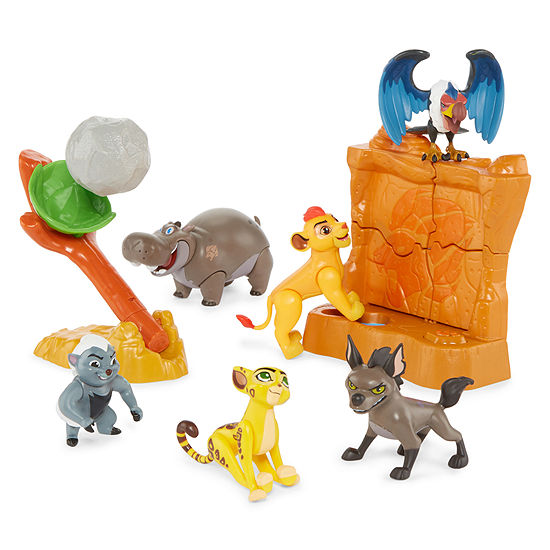 Disney 10 Pc Lion Guard Toy Playset Boys