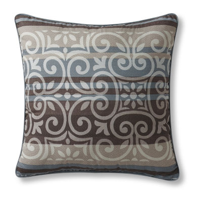 Home Expressions Oakville Square Throw Pillow