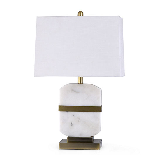 Stylecraft 9 X 17 Table Lamp Steel Table Lamp