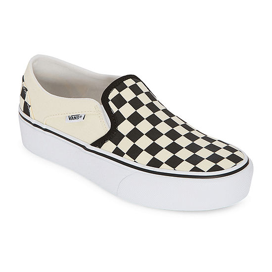 Vans Asher Platform Womens Skate Shoes