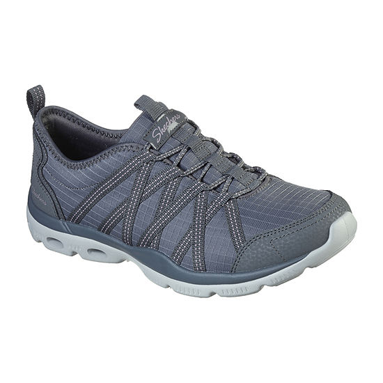 Skechers Womens Glide- Step Beyond Oxford Shoes