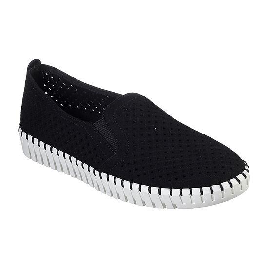 Skechers Womens Sepulveda Blvd - A La Mode Slip-On Shoe