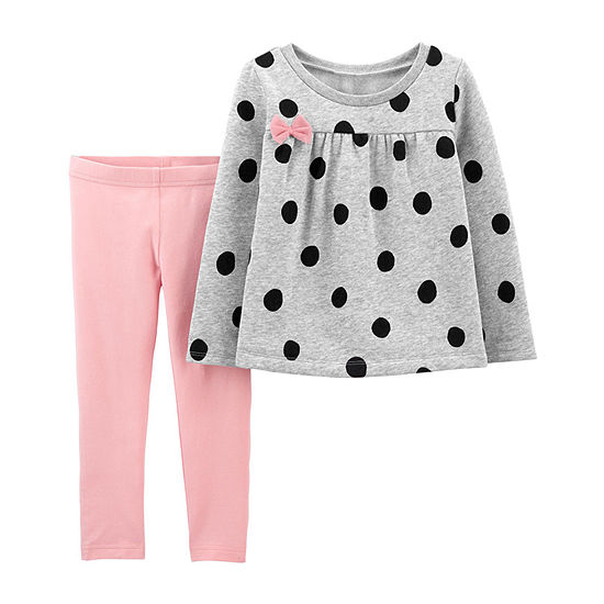Carter's Toddler Girls 2-pc. Pant Set