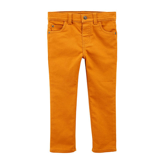 Carter's Toddler Boys Ankle Pull-On Pants
