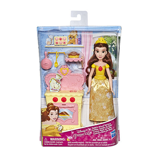 Hasbro Disney Princess Belle'S Royal Kitchen