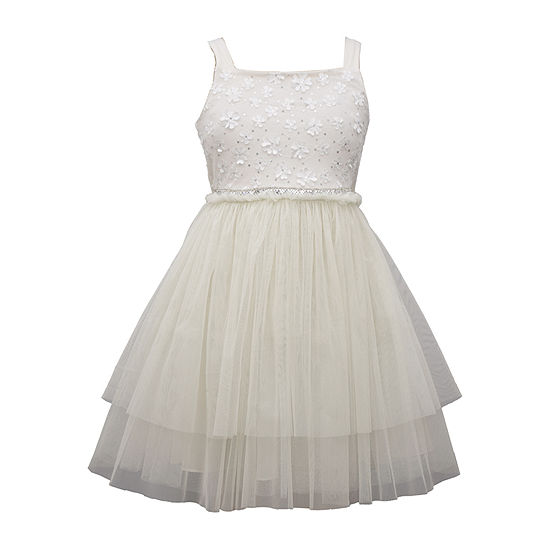 Bonnie Jean Little & Big Girls Sleeveless A-Line Dress