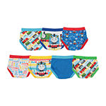 Toddler Boys 5 Pack Thomas and Friends Briefs