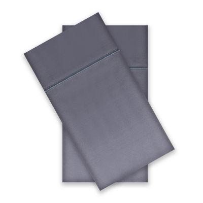 Wrinkle Guard 400TC Cotton 2-Pack Pillowcase