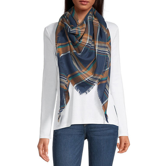 Mixit Plaid Scarf