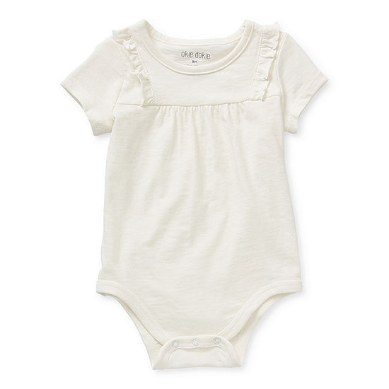 Okie Dokie Baby Girls Bodysuit