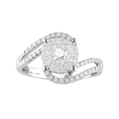 5/8 CT. T.W. Diamond Ring