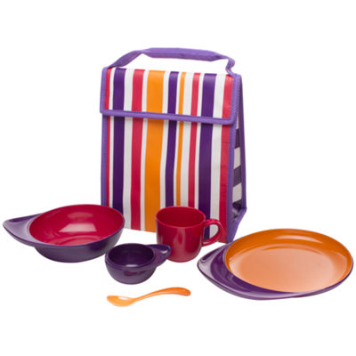Zak Designs® 6-pc. Lunch Time Set