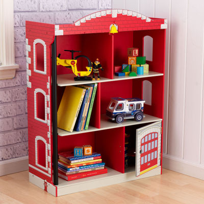 KidKraft Firehouse Bookcase