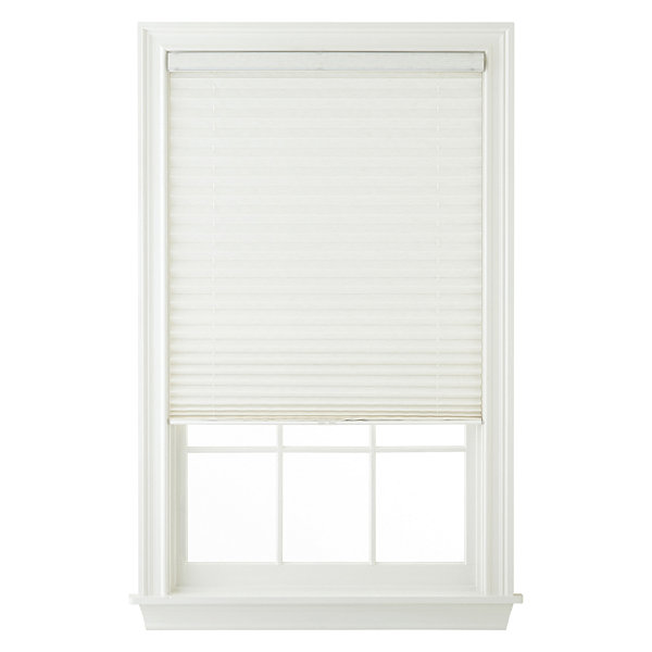 JCPenney Home™ Custom Woodruff Cordless Pleated Shade