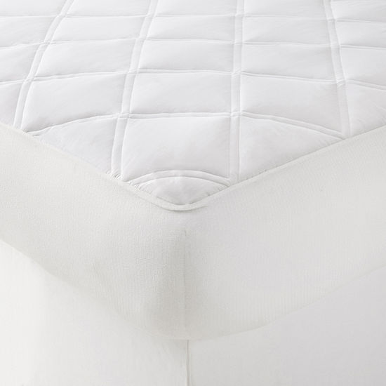 JCPenney Home™ Temperature Regulating with COOLMAX® fabric Mattress Pad
