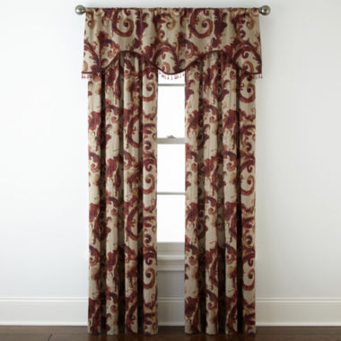 jcpenney.com | Home Expressions™ Tuscany Scroll Window Treatments
