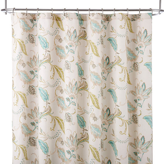 JCPenney HomeTM Patina Shower Curtain