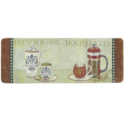 Bacova French Duo Memory Foam Rug