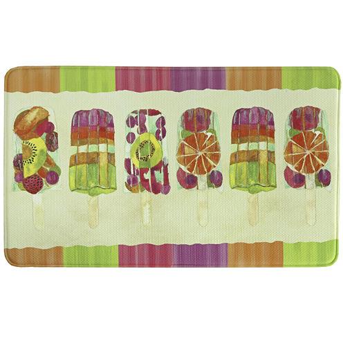 Bacova Jumbo Popsicle II Memory Foam Rug
