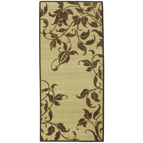 Vines of Spring Rectangular Rug