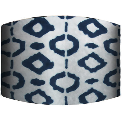 Jungle Spots Drum Lamp Shade