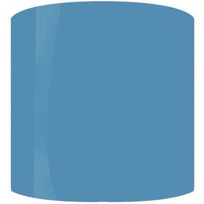 Blue Drum Lamp Shade