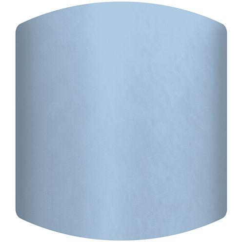 Light Blue Drum Lamp Shade