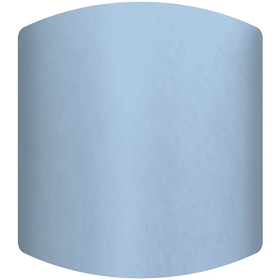 Light blue drum lamp shade jcpenney light blue drum lamp shade aloadofball Gallery